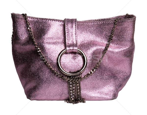 Elegant handbag/purse Stock photo © bartekwardziak