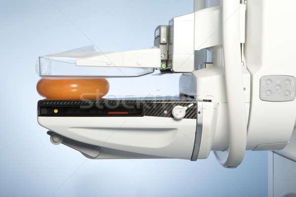 mammography machine Stock photo © bartekwardziak