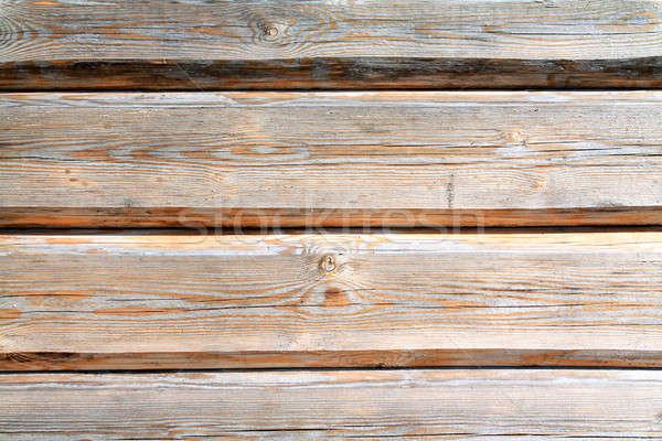 wooden wall Stock photo © basel101658