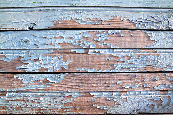 aging wooden wall Stock photo © basel101658