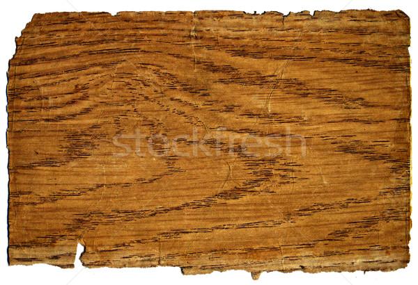 Grunge fa keret klasszikus tábla karton Stock fotó © basel101658