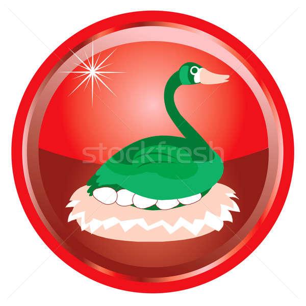 12 Days of Christmas Stock photo © BasheeraDesigns