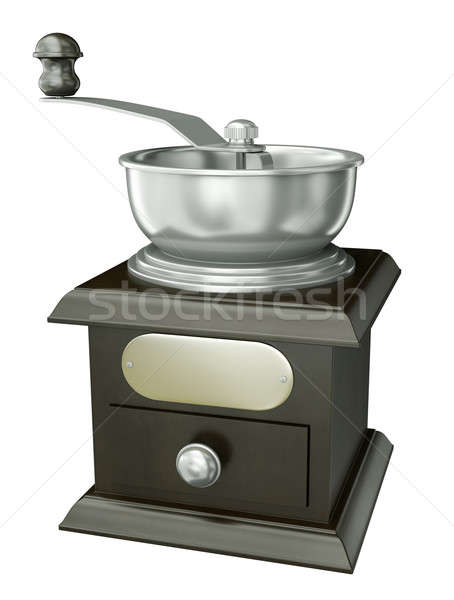 Coffee grinder   Stock photo © bayberry