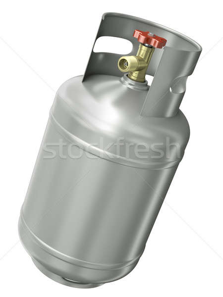 Gas container Stock photo © bayberry