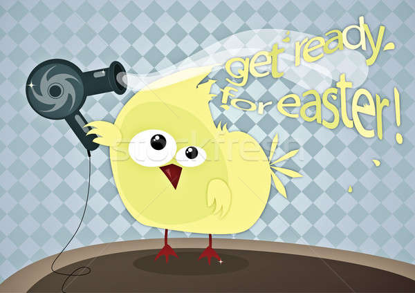 Get ready for Easter  Stock photo © bayberry