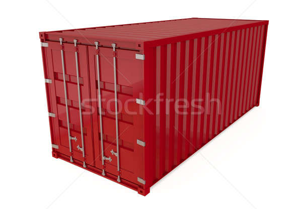 Shipping Container Stock photo © bayberry