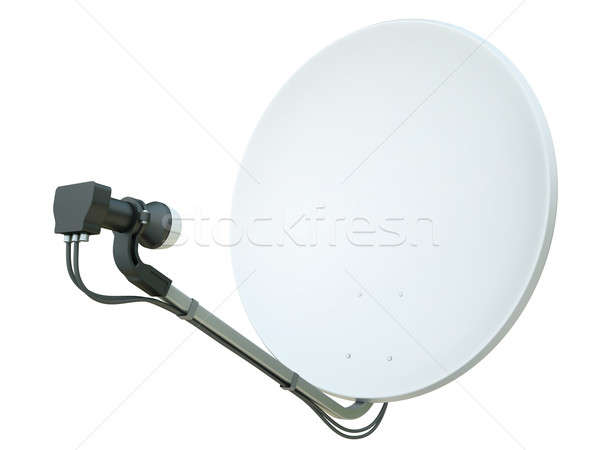 Satellite dish Stock photo © bayberry