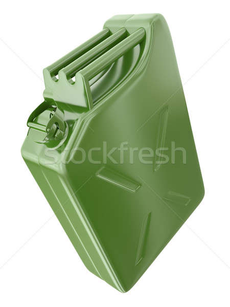 Green canister Stock photo © bayberry