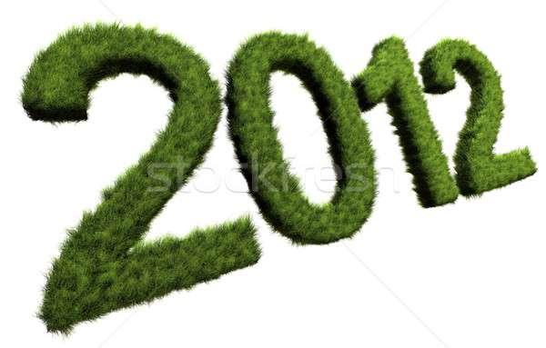 Year 2012 Stock photo © bayberry