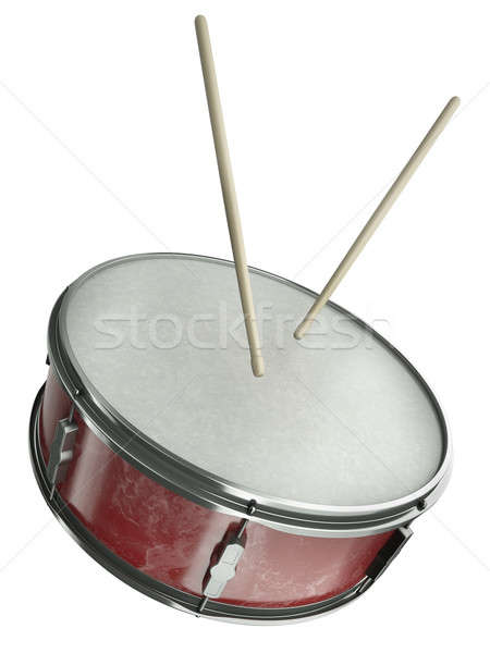 Drum Stock photo © bayberry