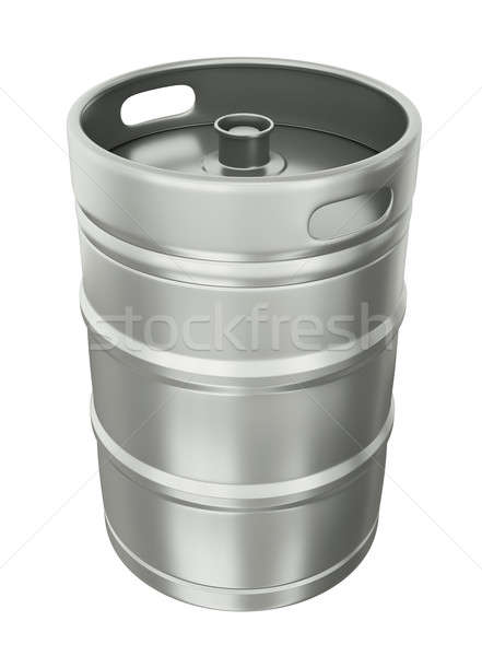 Beer keg Stock photo © bayberry