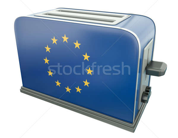 EU toaster Stock photo © bayberry