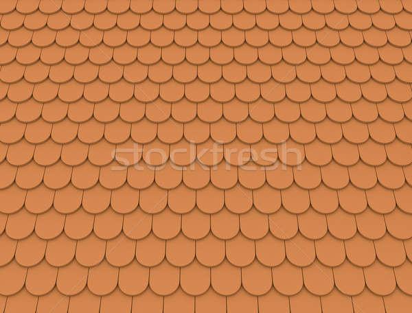 Techo cuadros azulejo patrón 3d textura Foto stock © bayberry