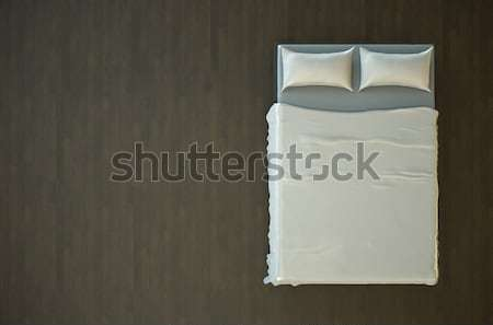 Empty bed Stock photo © bayberry