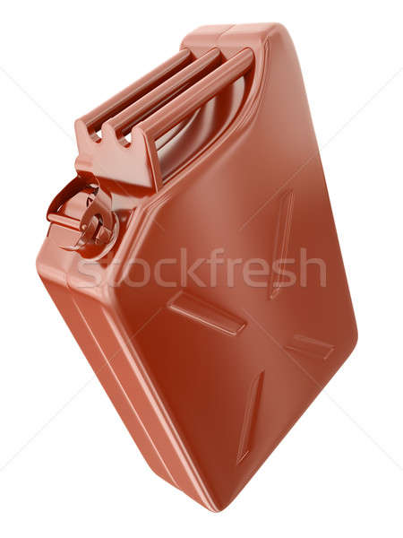 Red canister  Stock photo © bayberry