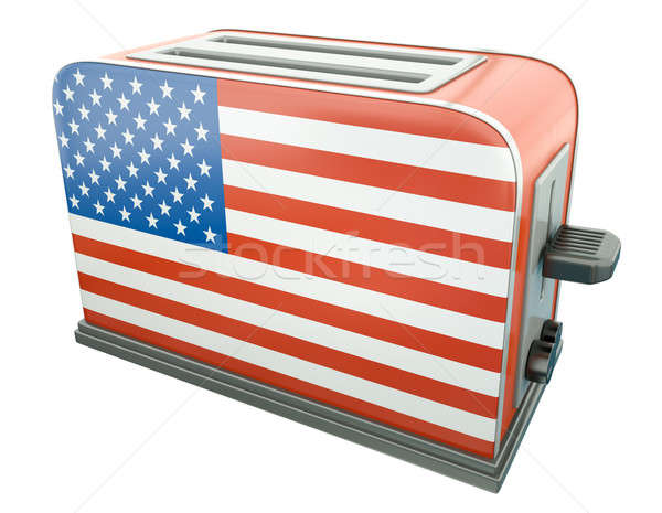 US toaster Stock photo © bayberry