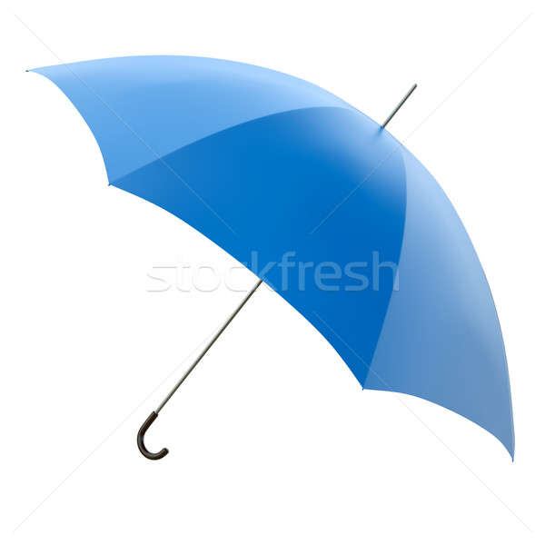 Blue umbrella Stock photo © bayberry