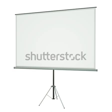 Projection Screen Stock photo © bayberry
