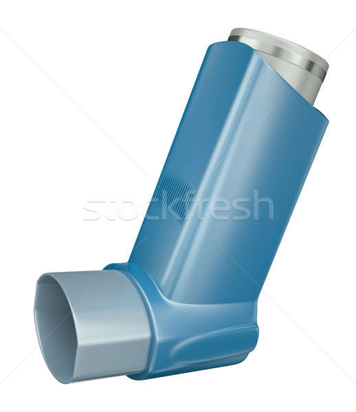 Stock photo: Inhaler