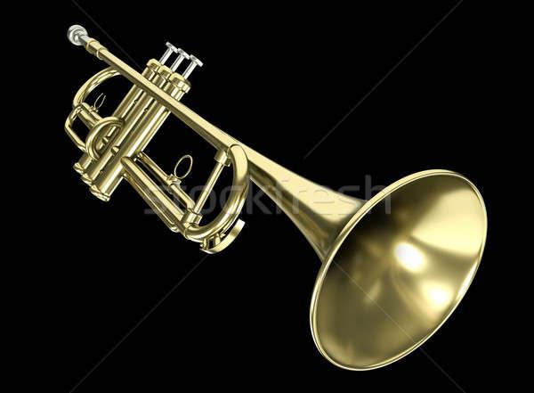 трубы черный 3D оказанный изображение ключевые Сток-фото © bayberry