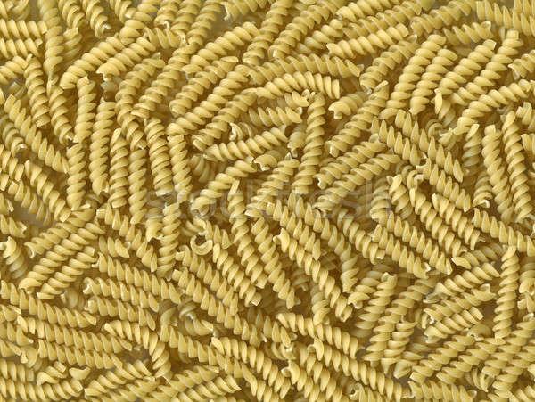 Stockfoto: Pasta · textuur · voedsel · achtergrond · tarwe · patroon
