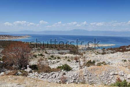 Croatian landscape Stock photo © bayberry