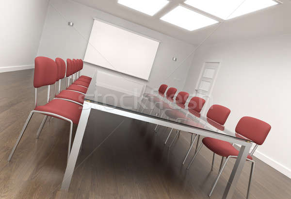 Board room  Stock photo © bayberry