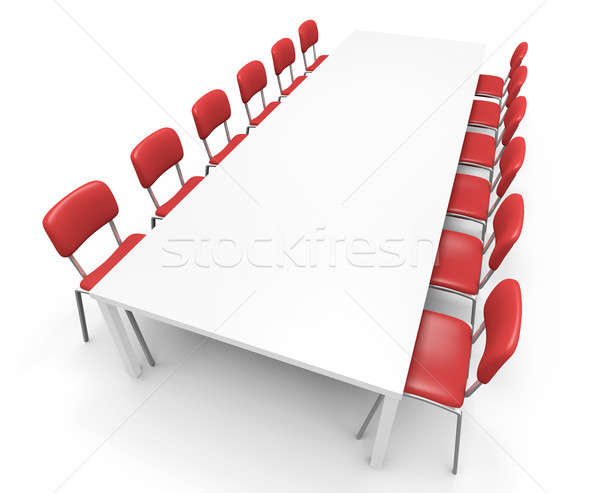 Conference table  Stock photo © bayberry