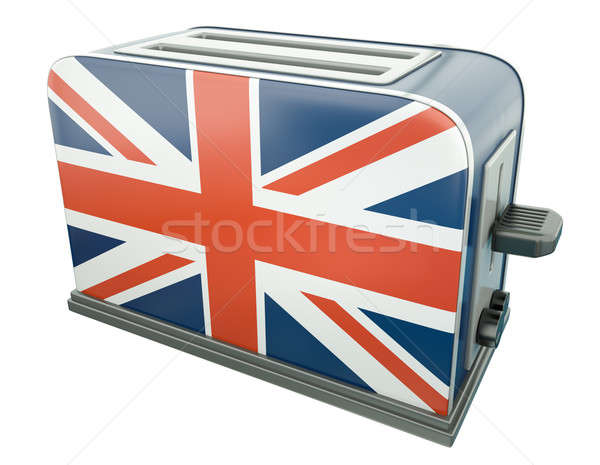 UK toaster Stock photo © bayberry