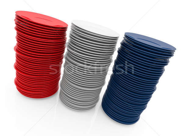 French cuisine concept Stock photo © bayberry