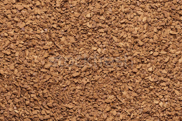 растворимый кофе текстуры кофе зерна макроса Сток-фото © bayberry