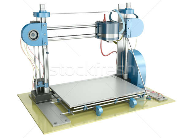 3D printer Stock photo © bayberry