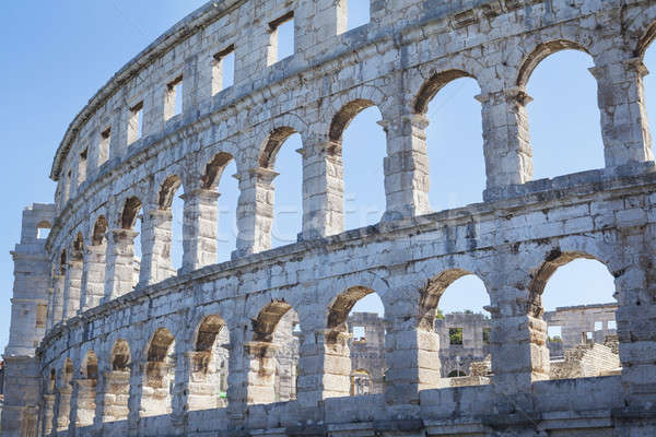 Pula Arena Stock photo © bayberry