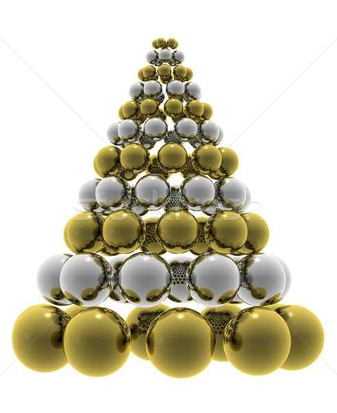 Christmas tree Stock photo © bayberry