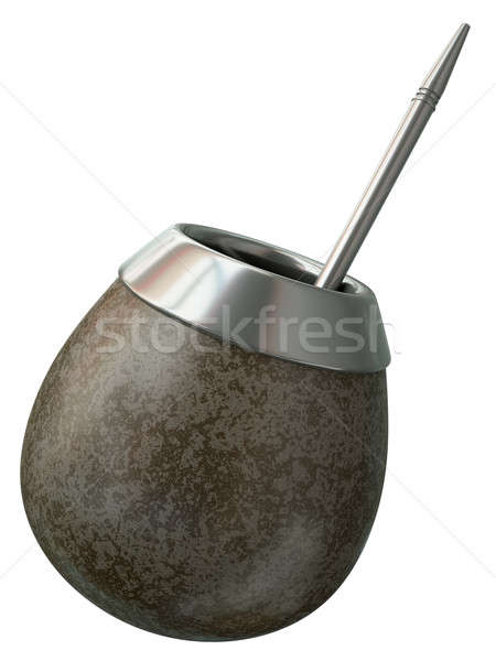 Yerba cup Stock photo © bayberry