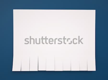 Announcement Stock photo © bayberry
