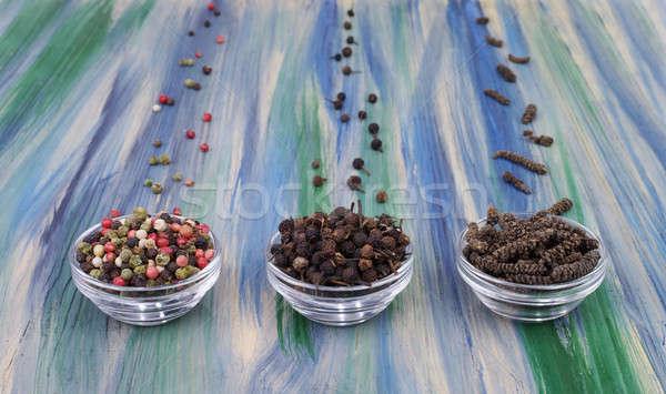 pepper  Stock photo © bazilfoto