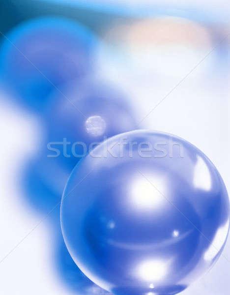 Gömb tárgy fotózás Stock fotó © bazilfoto