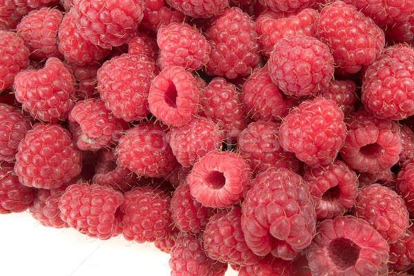 red raspberry Stock photo © bazilfoto