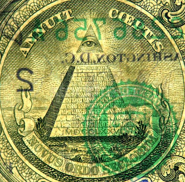 one dollar Stock photo © bazilfoto