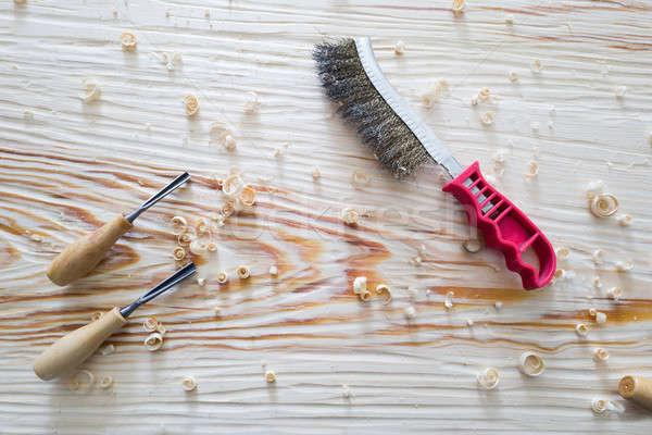 cutter Stock photo © bazilfoto