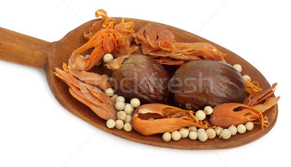 Indian spices Stock photo © bdspn