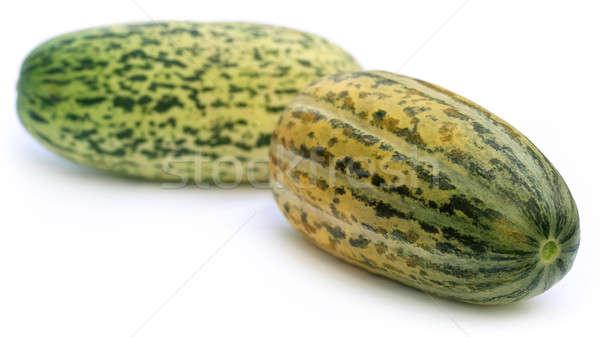 Fresh Muskmelons Stock photo © bdspn