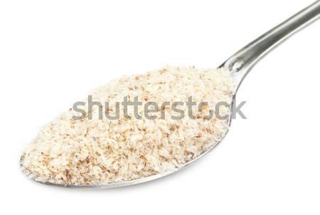 Coarse crystals of brown sugar Stock photo © bdspn