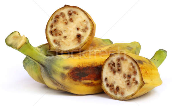 Wild banana of Southeast Asia Stock photo © bdspn