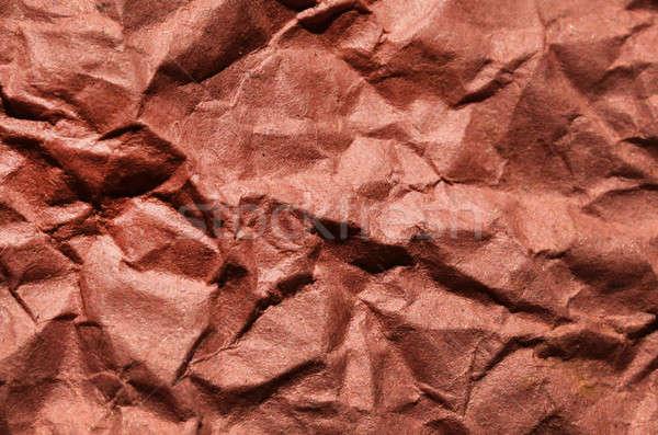 Brown paper Stock photo © bdspn
