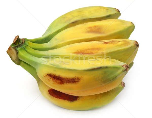 Banana sudeste da Ásia comida natureza fruto Foto stock © bdspn