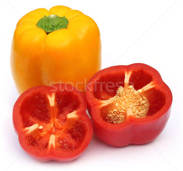 Capsicum Stock photo © bdspn