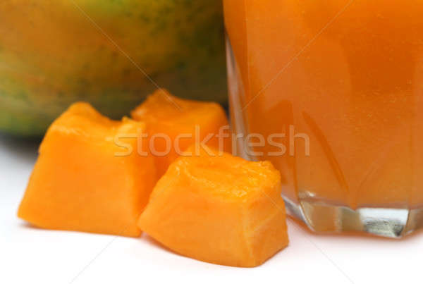 Papaya Juice Stock photo © bdspn