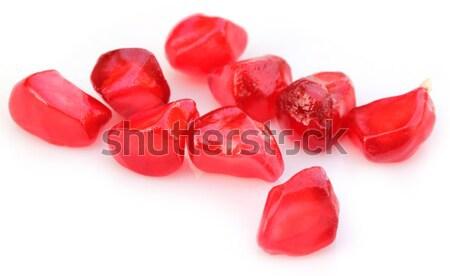 Pulp of pomegranate Stock photo © bdspn